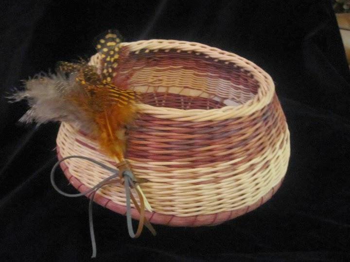 Basket Weaving Round Reed : Southwestern ontario basketry guild program