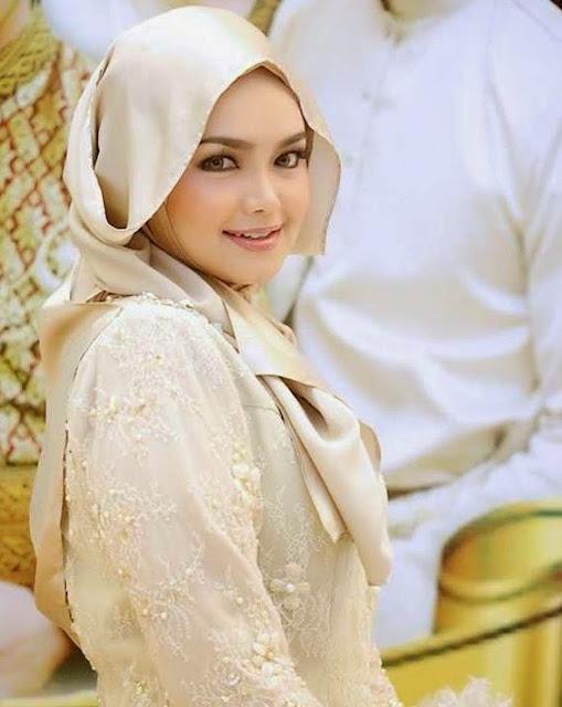 Biodata Siti Nurhaliza