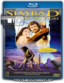 Simbad e o Olho Do Tigre Torrent - BluRay Rip 720p Dual Áudio