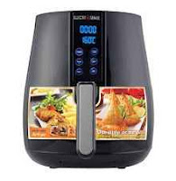 Buy Electrosense EL008 2 L Air Fryer (Black) at Rs. 4599 Via Paytm:Buytoearn