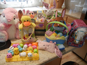 Easter Bunny Went Crazy!