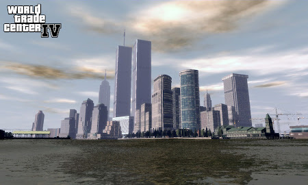 World Trade Center Mod 0.3 para gta