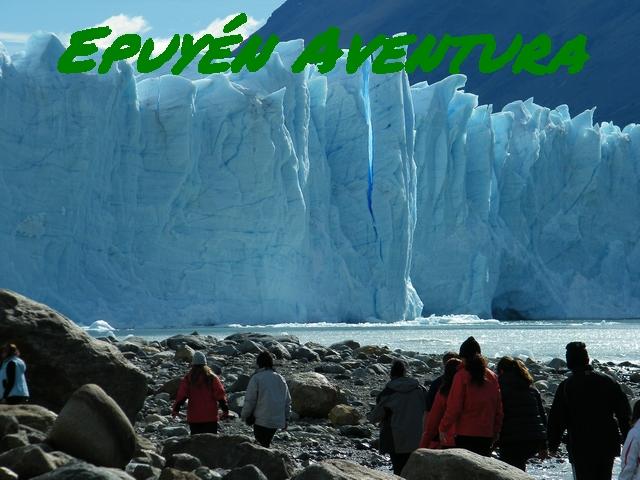 Glaciar Perito Moreno - Parque Nacional Los Glaciares.