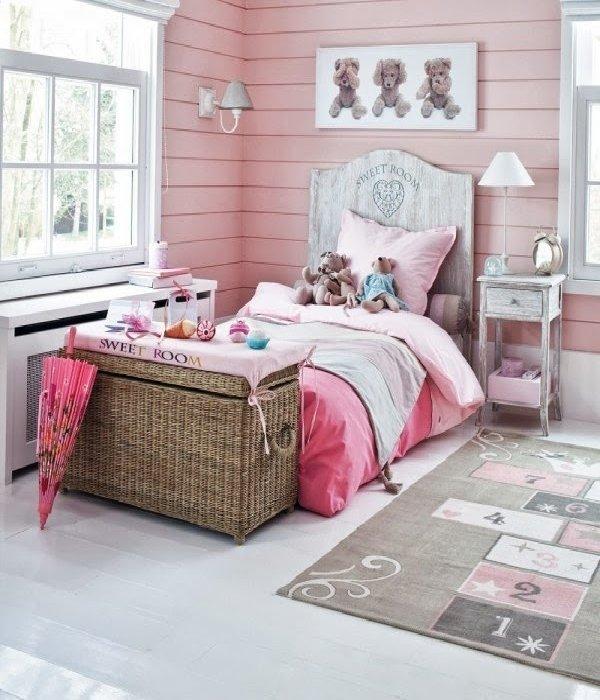 Dormitorios juveniles de madera - Dormitorios de nina ...