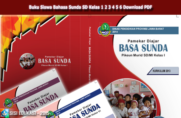 Buku Siswa Bahasa Sunda SD/MI Kelas 1 2 3 4 5 6 Download PDF