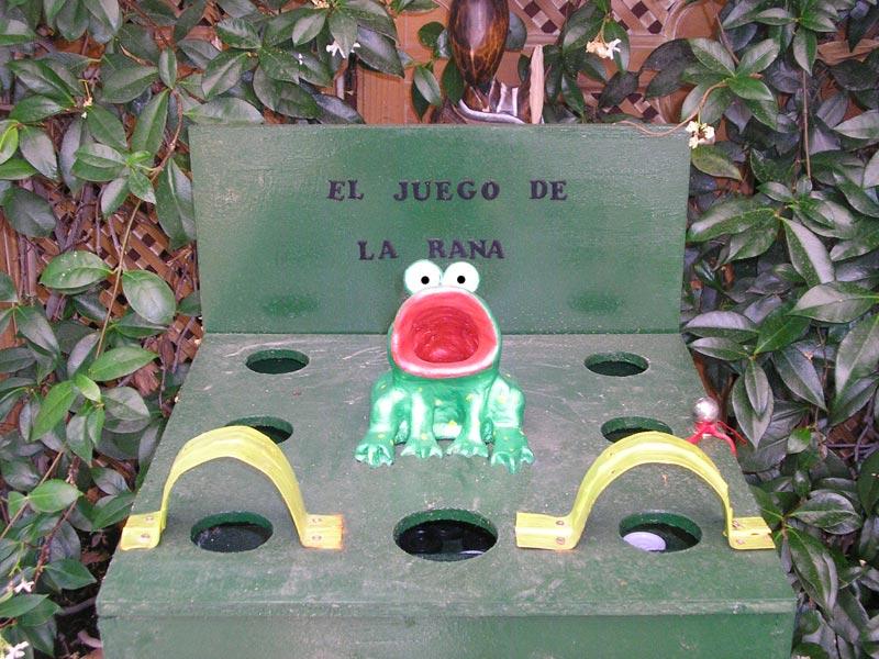 Badulake De Ana El Juego De La Rana De Andrea Y Adri 193 N