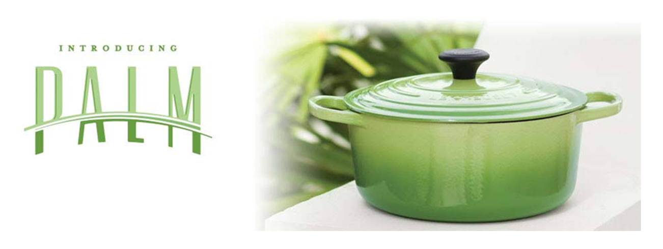 Home Place A Palmparty Giveawy Le Creuset Mini Cocette
