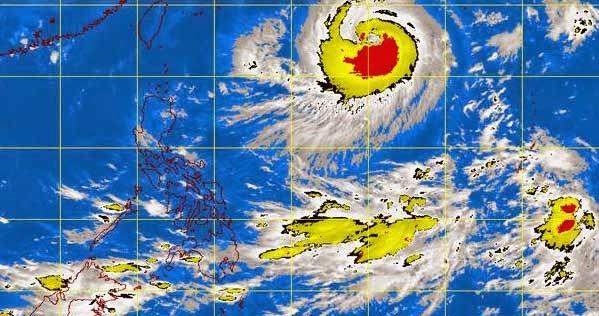 Typhoon Phanfone 2014 (Bagyong Neneng)