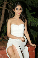 Tridha Chowdhury Hot Picture in White Dress