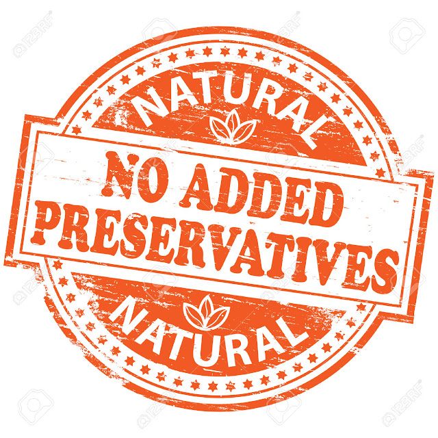 No Preservatives