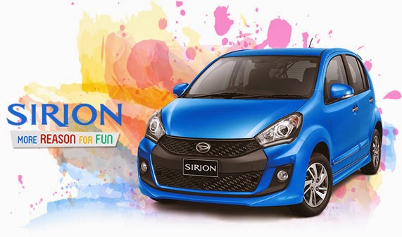 new sirion 2015