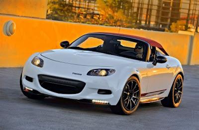 2011 Mazda MX-5 Spyder Concept