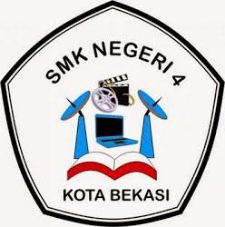 Logo SMK Negeri 4 Kota Bekasi
