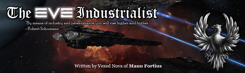 The EVE Industrialist