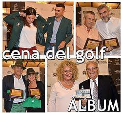 Cena del Club de Golf Aranjuez