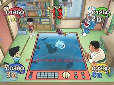 Free Download full Version Games Doraemon For PC
