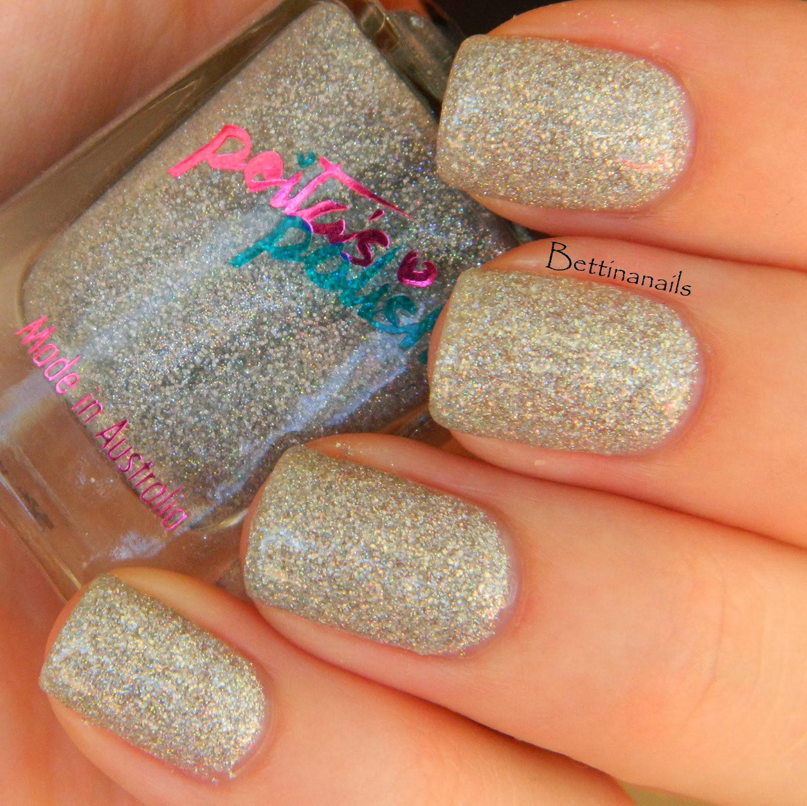 Bettina Nails: Peita\'s Polish - Chicago Collection