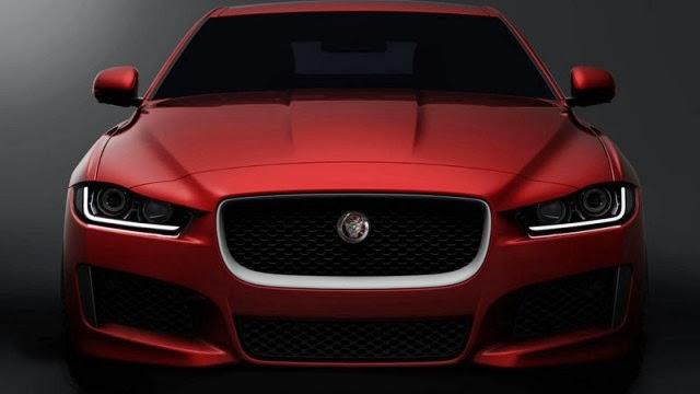 Jaguar XE pictures