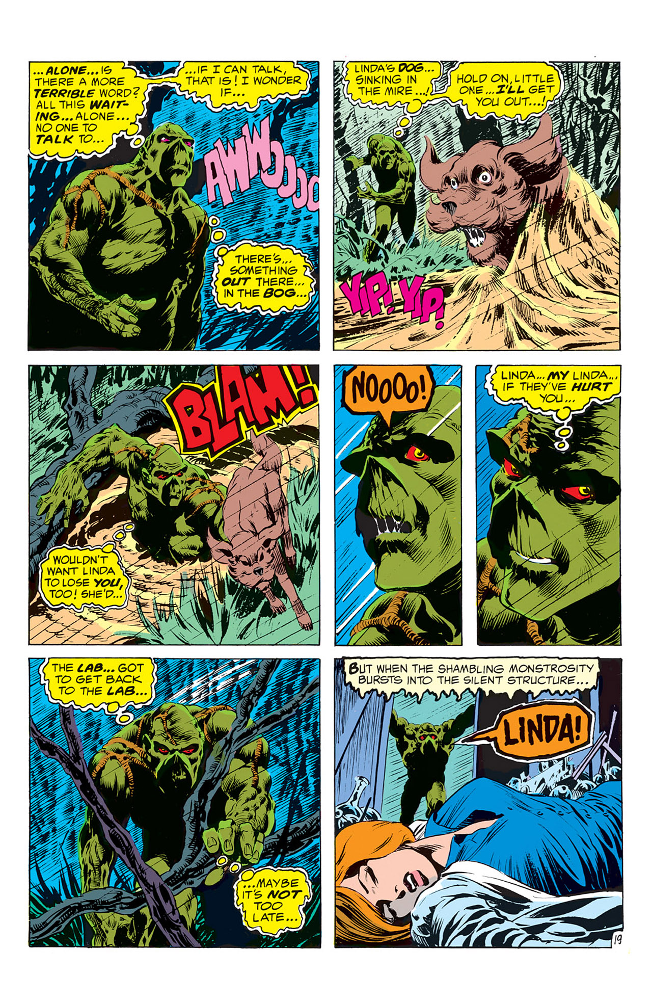 Swamp Thing (1972) Issue #1 #1 - English 20
