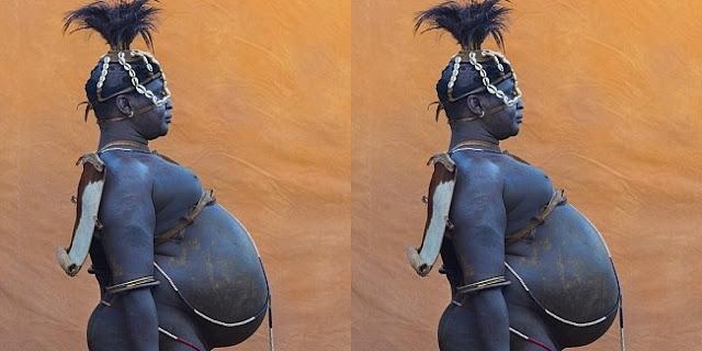 Pria Suku Bodi