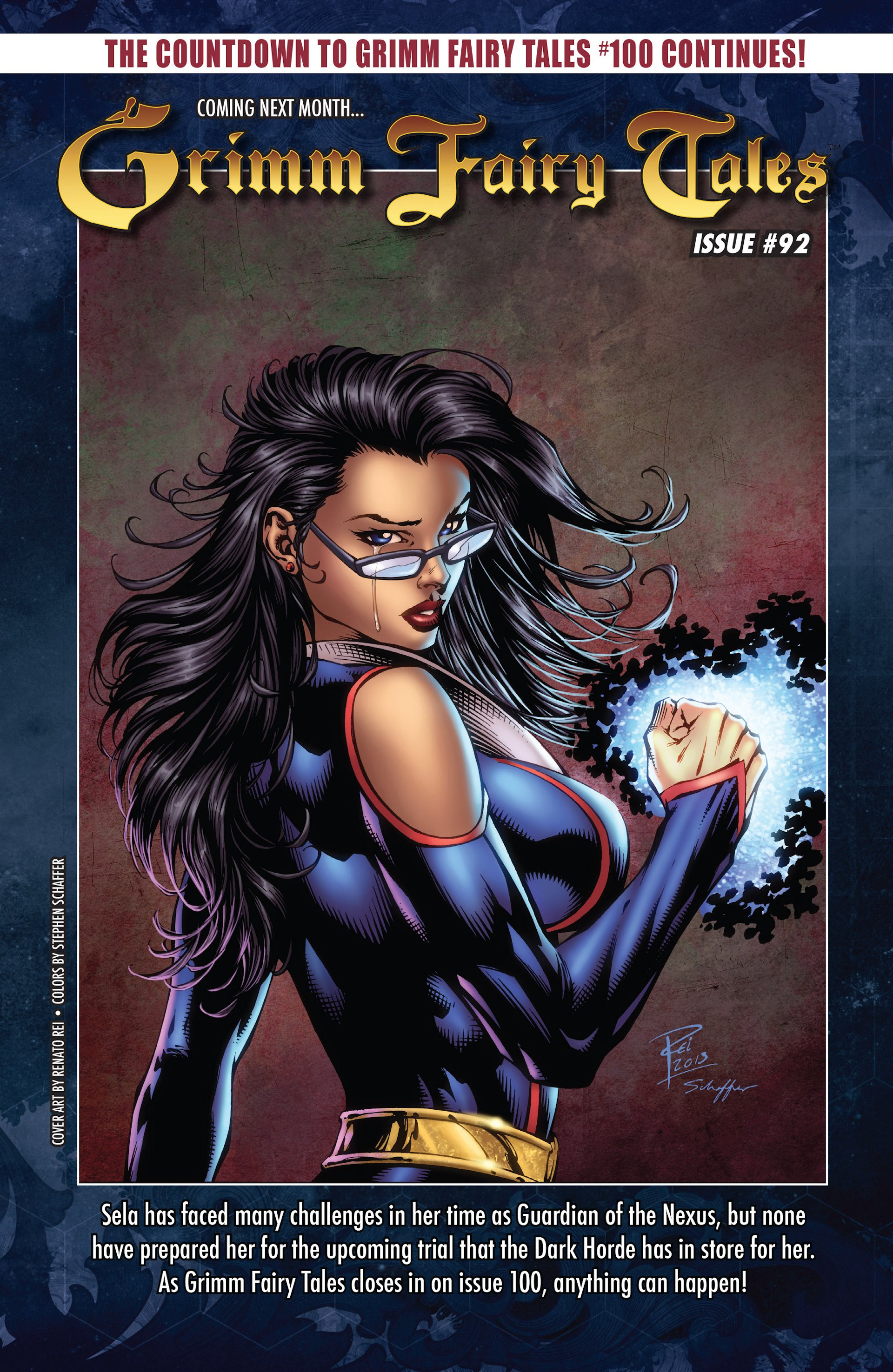 Grimm Fairy Tales (2005) Issue #91 #94 - English 23