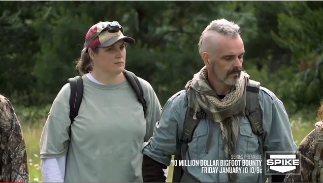 10 Million Dollar Bigfoot Bounty Mike & Kat