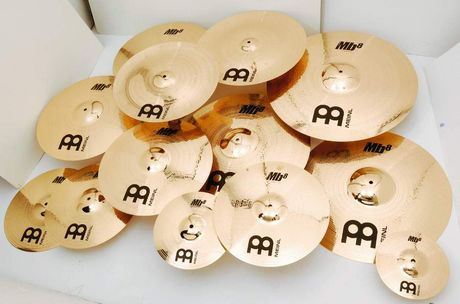 Kiat-kiat memilih cymbal