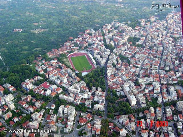 18 Αεροφωτογραφίες της Έδεσσας από το airphotos.gr