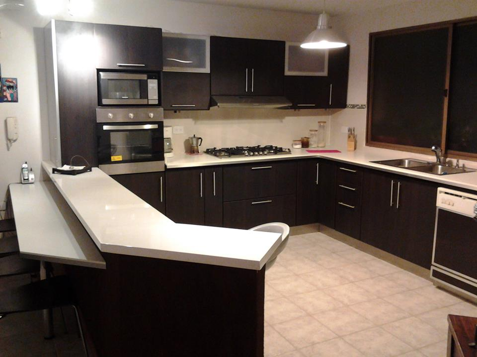 Imagenes de muebles de cocinas modernas for Cocinas integrales modernas