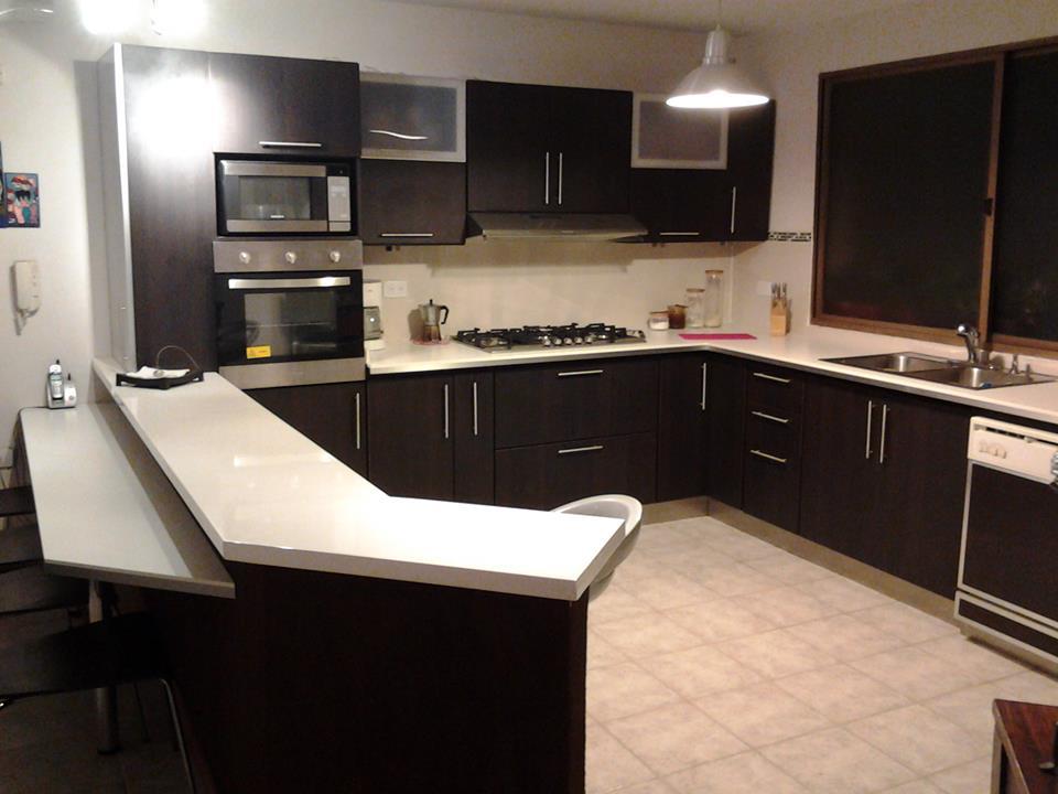 Imagenes de muebles de cocinas modernas for Cocinas modernas