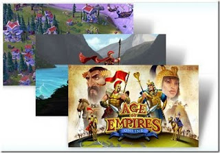 Windows 7 Themes: Download Official Angry Birds, Age Of Empires, Kim Hana & Mabinogi