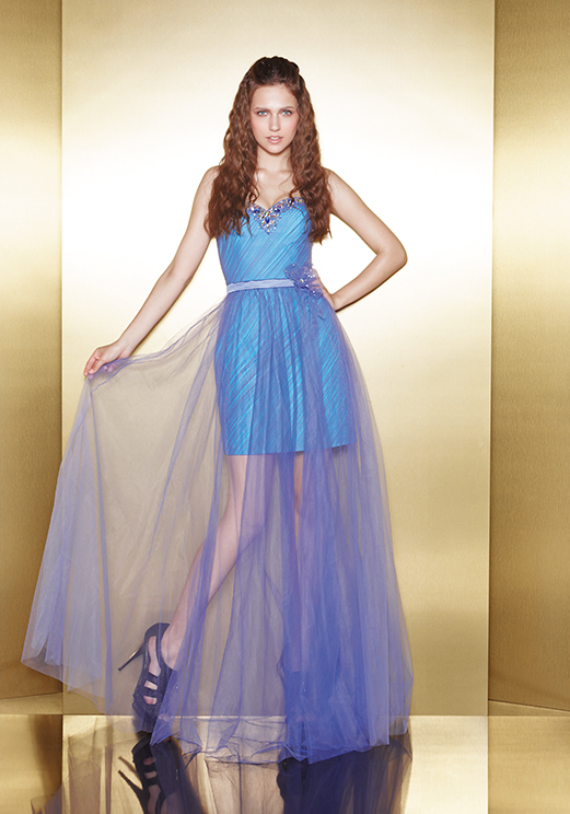 Love 16 Short Prom Dresses by Enzoani 2013