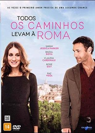 Filme Poster Todos Os Caminhos Levam A Roma DVDRip XviD Dual Audio & RMVB Dublado