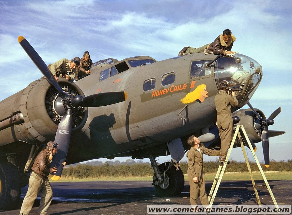 B-17 Flying Fortress The Mighty 8th | Just Games For Gamers