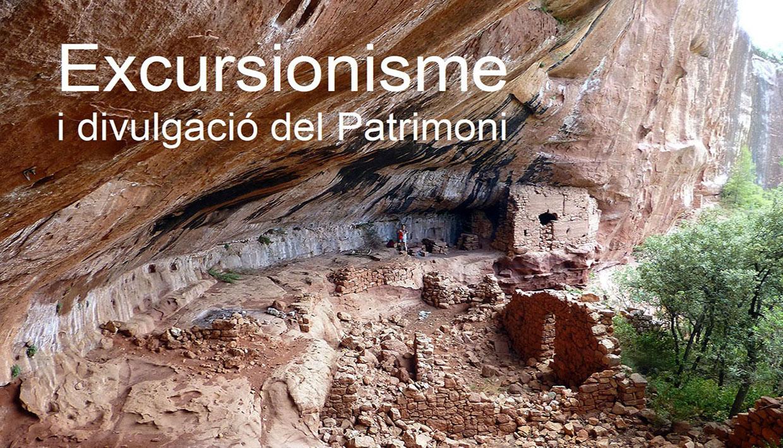 Excursionisme i divulgació del Patrimoni
