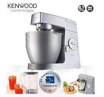 Kenwood Küchenchef KM631 bei iBood für 208,90 Euro inklusive Versandkosten