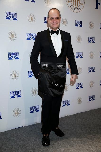 Moda en la Gala Fundaleu. Laurencio Adot 2014.