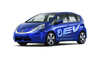 The Honda Fit EV Earns Highest EPA MPG Rating