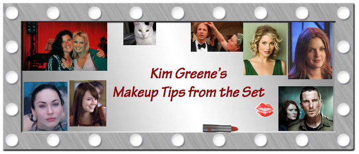 Kim Greenes Makeup Tips from the Set