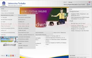 Cara Melihat Nilai UT Universitas Terbuka Secara Online