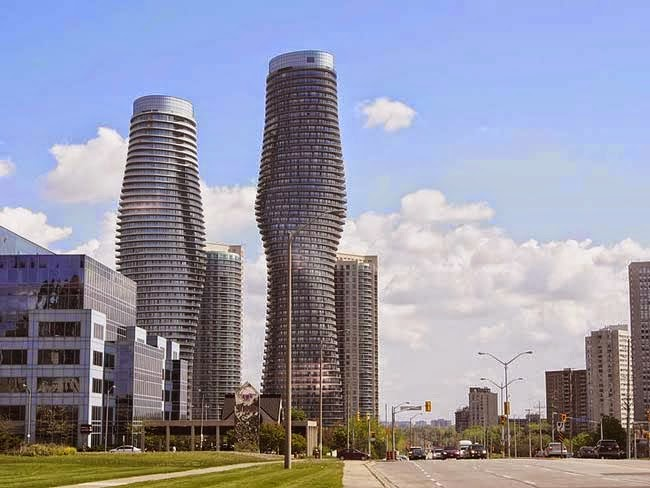 Absolute World The Marilyn Monroe Towers