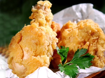 Resep Masakan Ayam Goreng Tepung