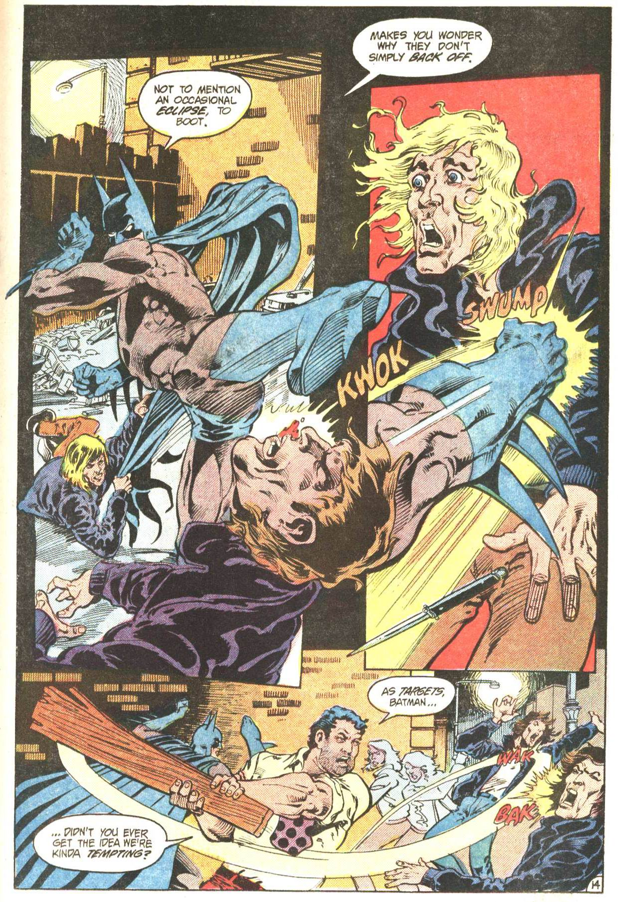 Detective Comics (1937) Issue #549 Page 16
