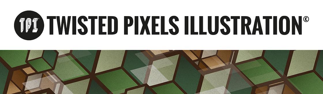 Twisted Pixels Illustration Blog
