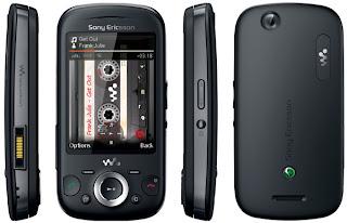 Spesifikasi Sony Ericsson W20i Zylo review harga baru dan harga bekas / second