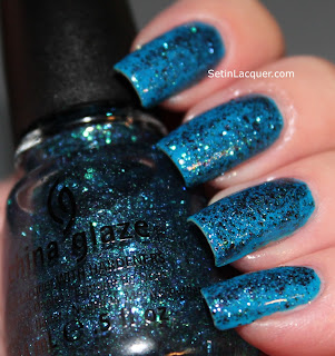 China Glaze Cirque Du Soleil Worlds Away - Water you Waiting For