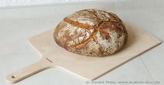 Knusprige Kruste für das Brot dank Klimagaren im Miele Backofen