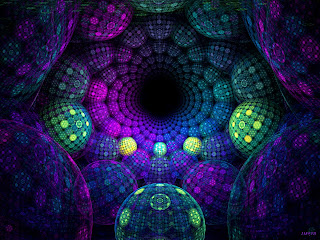 Psychedelic Astronaut [LSD MDMA 2 CB Lachgas #2: psychedelic desktop wallpaper tunnel