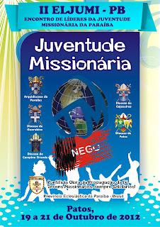 Diocese de Patos acolhe Encontro de Líderes da Juventude Missionária