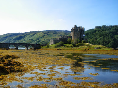 Eilean Donan Castle, Highlands, Scotland, Escocia, United Kingdom